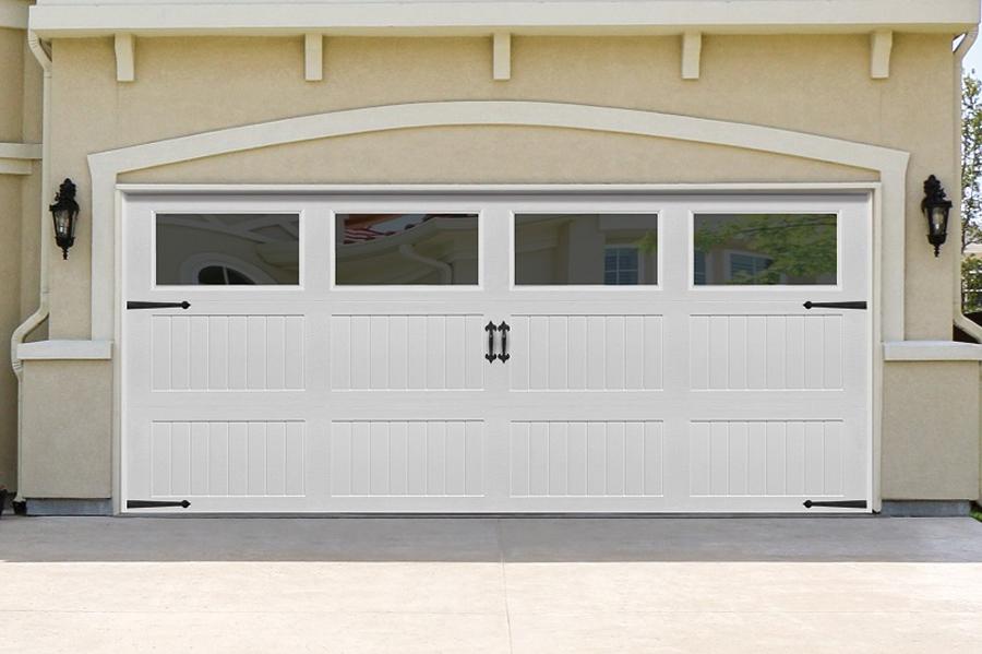 Impression Steel Residential Garage Door