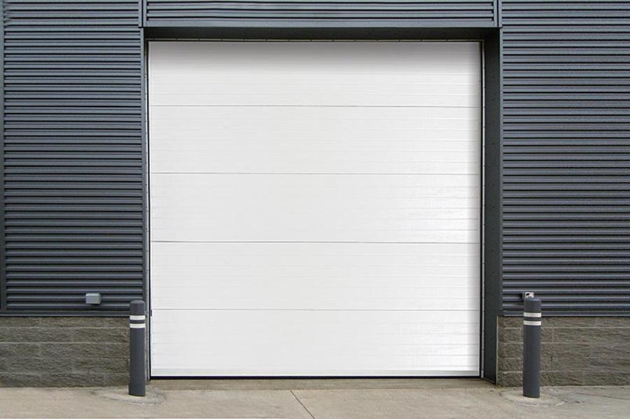 Insulated Steel Sectional Overhead Door