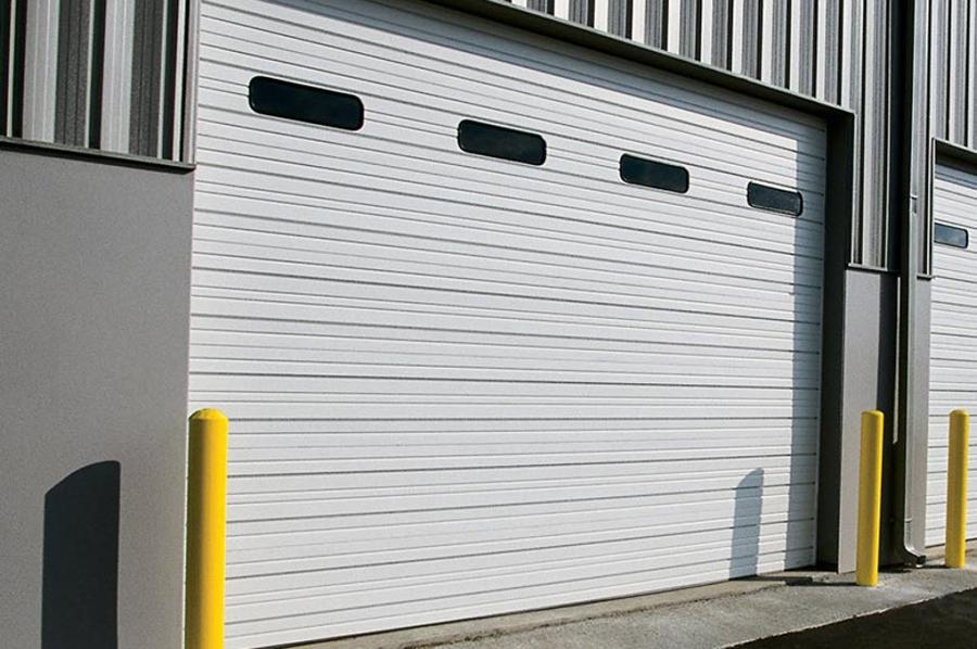 Steel Sectional Overhead Door