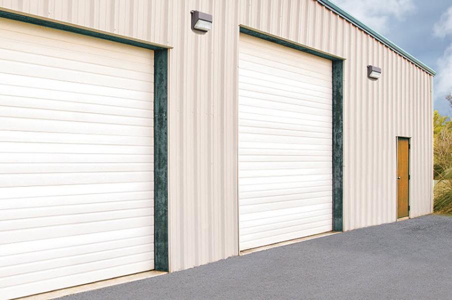 Wind Load 423 Rolling Steel Door