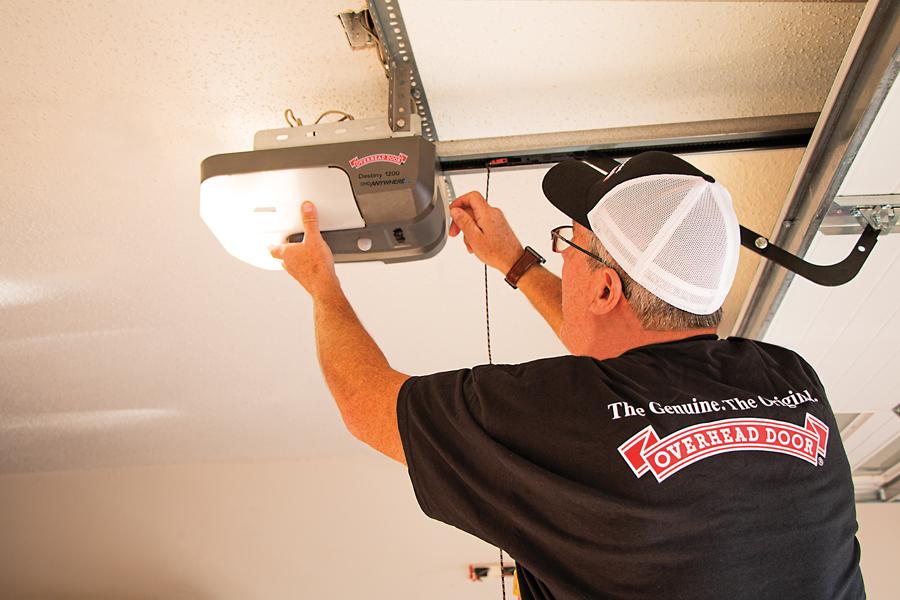 Residential Garage Door Openers and Accessories