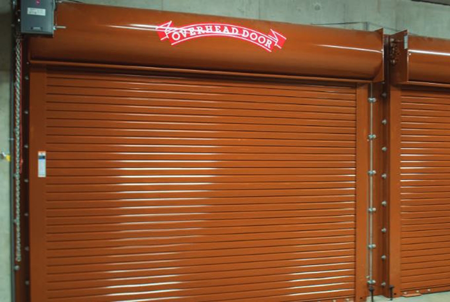 Commercial Rolling Steel Doors